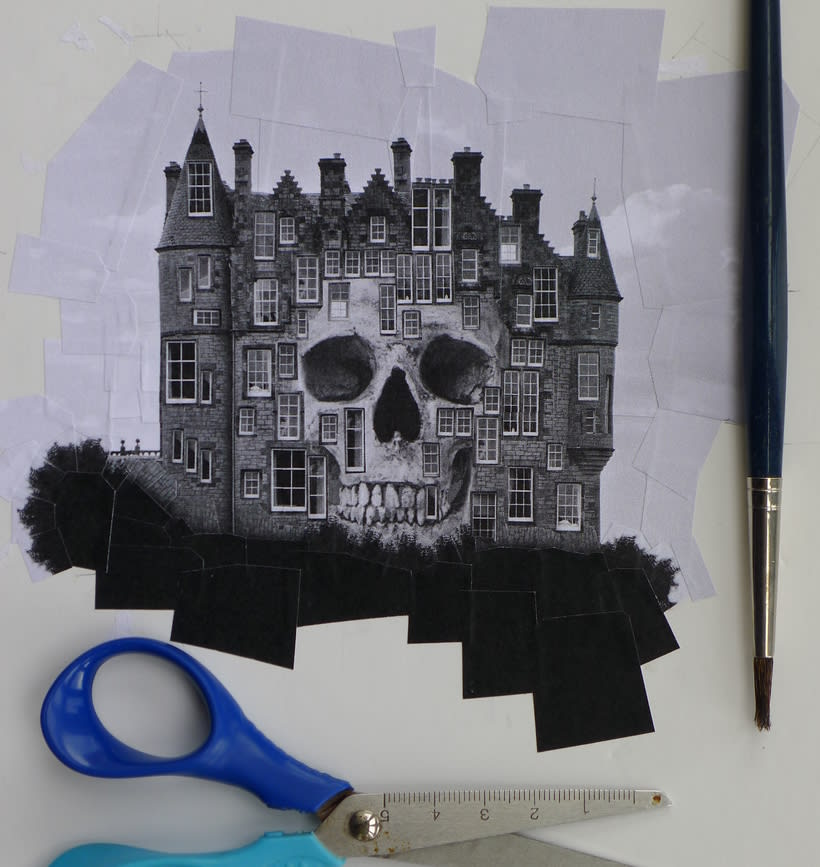 Penguin Classics | Haunted Castles | Ray Russell 7
