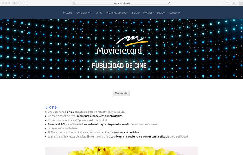 Movierecord 0