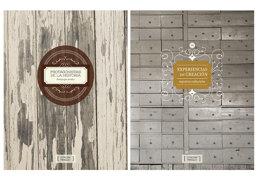 diseño editorial - libro pringles 5