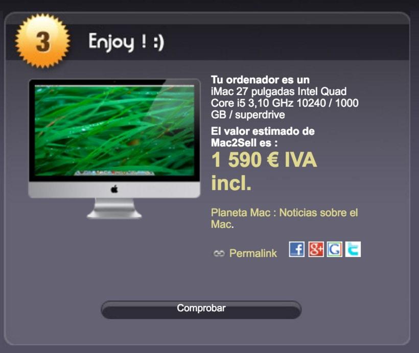 """VENDO Imac 27"""" Quad Core i5 3,1Ghz - 890€ 3"""
