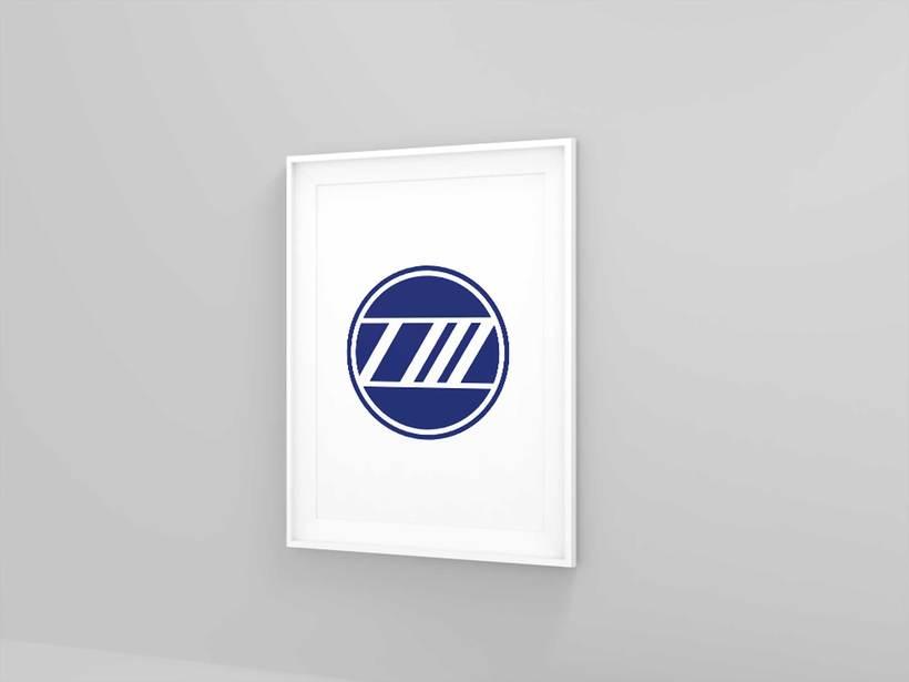 Mi Proyecto del curso: Identidad corporativa bi y tridimensional para JURÍDICO CORPORATIVO ZAMORA Y MARTÍNEZ.  9