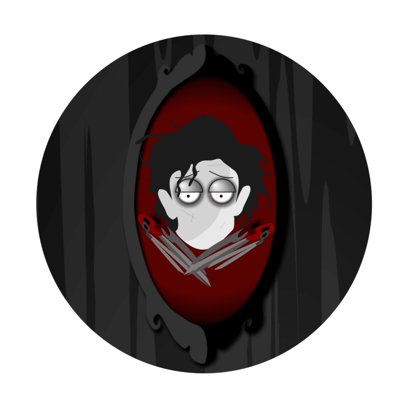 Tim Burton Characters 5