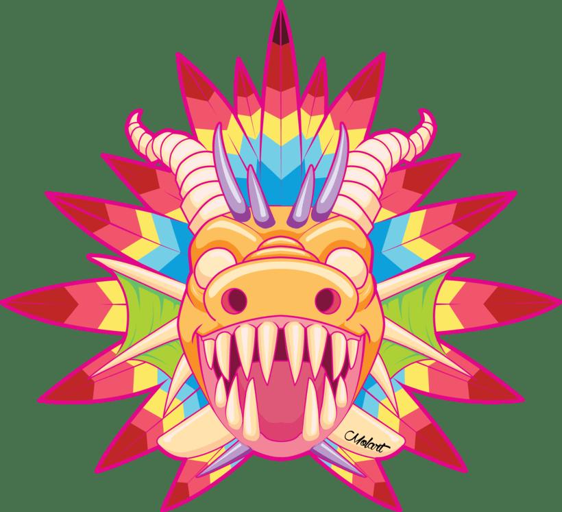 La Mascara del Diablico Sucio -1