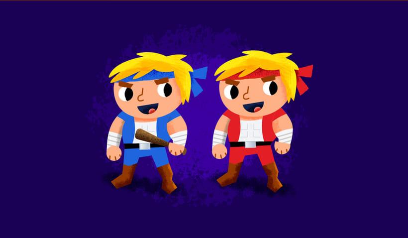 Nintendo Characters -1