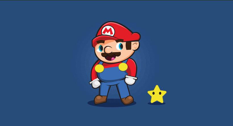 Nintendo Characters 1