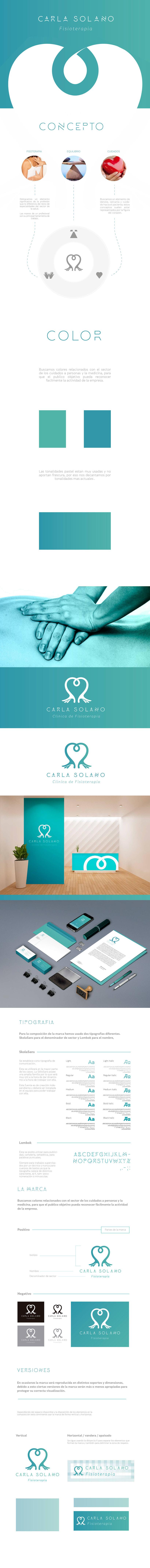 CARLA SOLANO, Identidad Corporativo / Brand BookNuevo proyecto 0