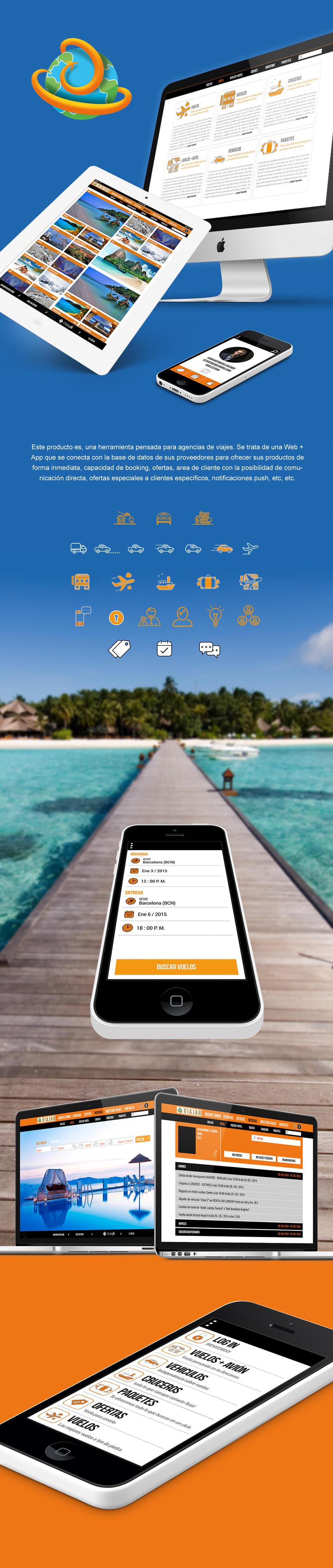 Nuevo proyectoAPP + WEB Agencia de Viajes -1