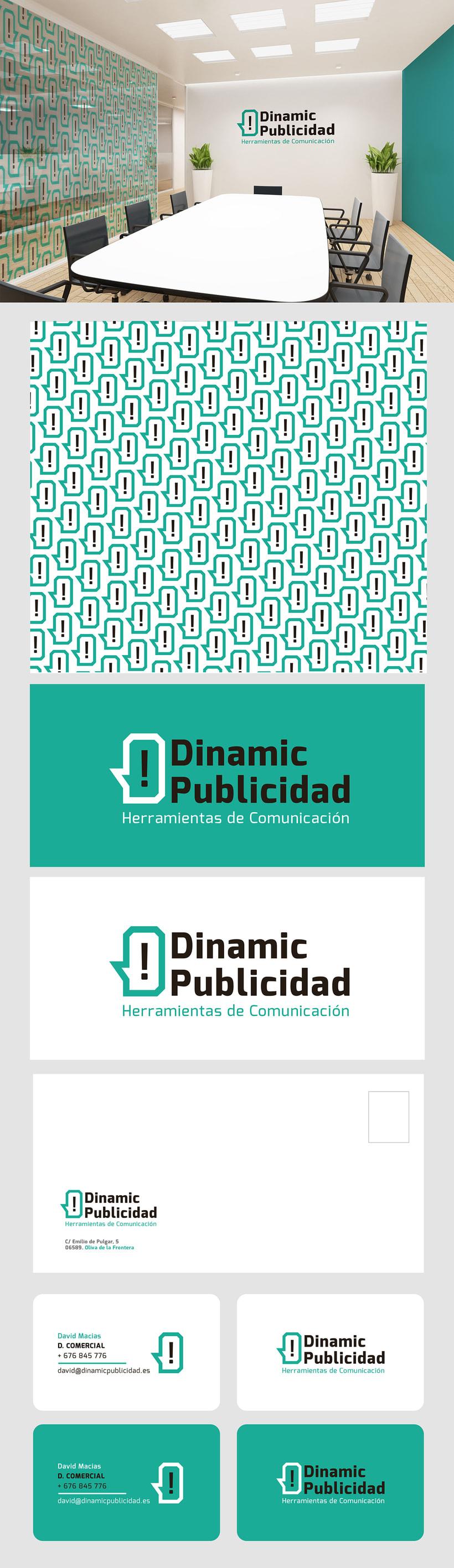 Dinamic Publicidad. Identidad Corporativa -1