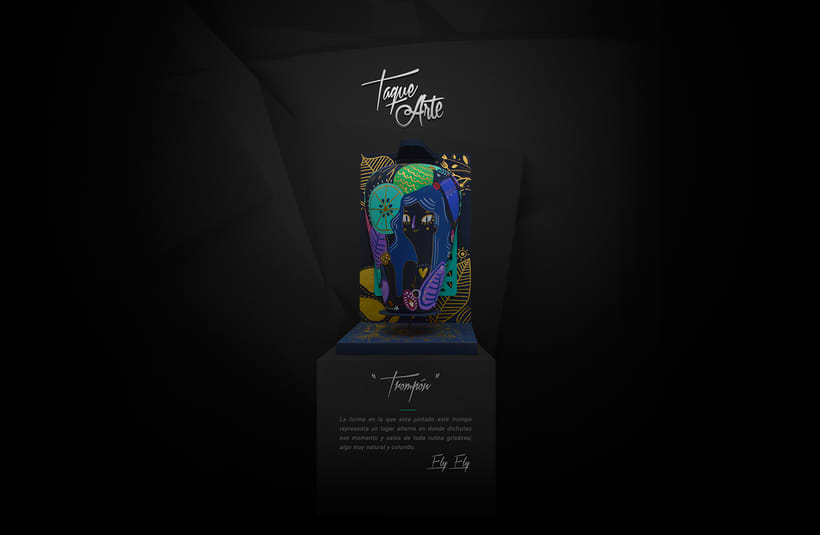 Trompos TAQUEARTE  / Rovoe / Fher Val / Paulo Villagrán / Ely Ely  3