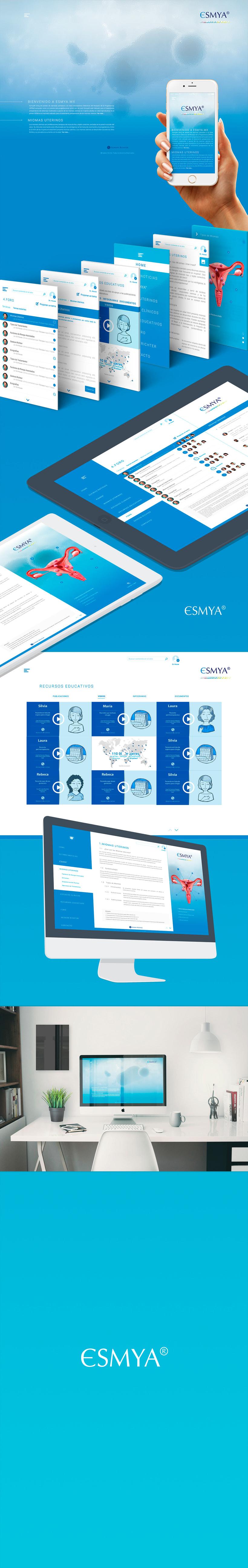 ESMYA® / Web Site Responsive -1