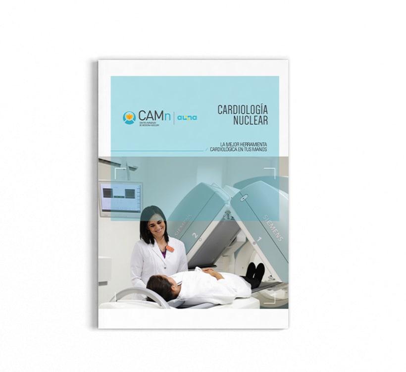 CAMn    Cardiología nuclear 0