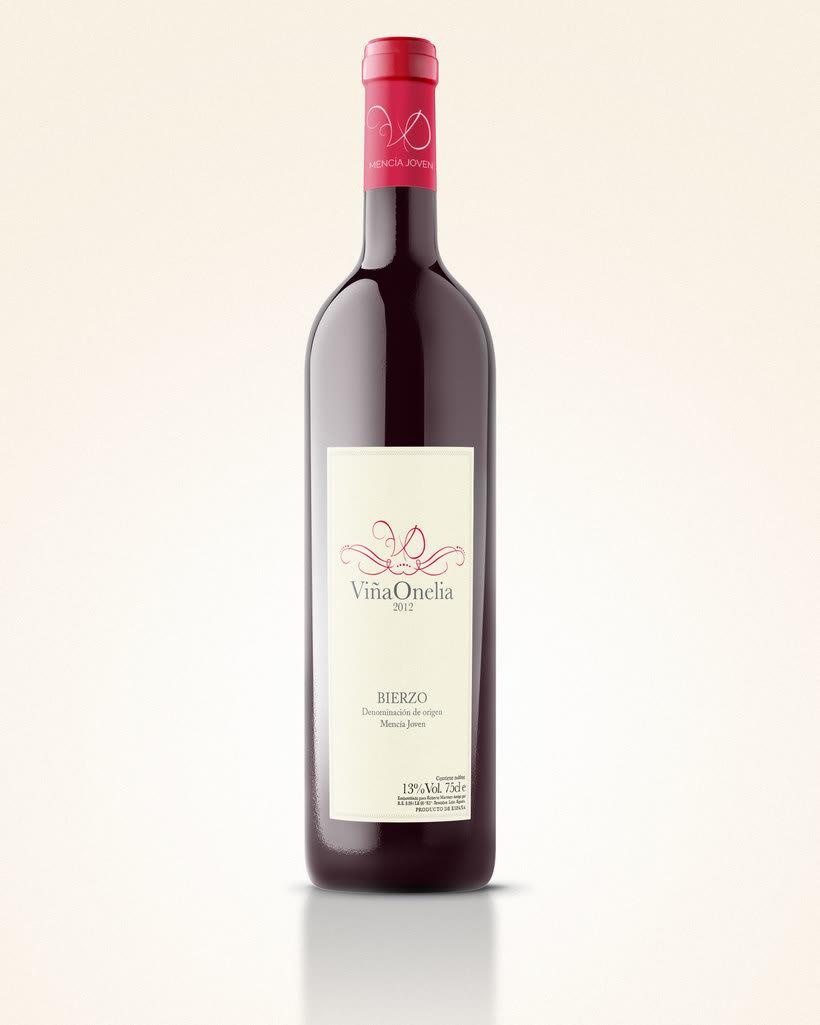 Branding- Viña Onelia 4