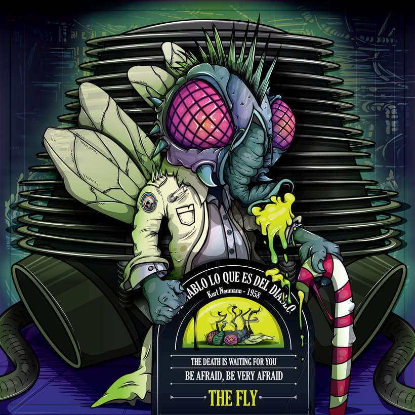 The Retro Monster 0