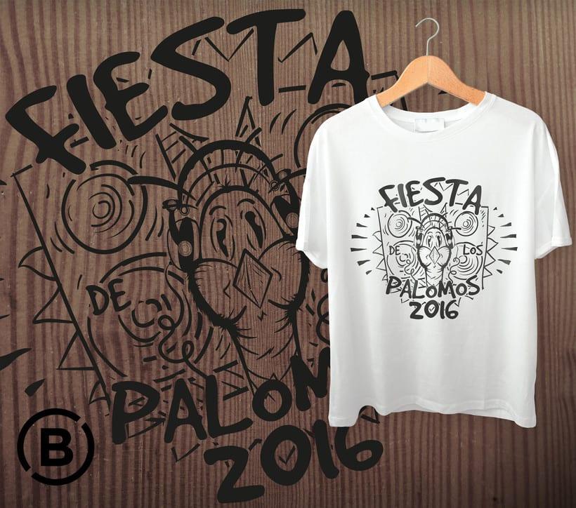 Fiesta de los Palomos 2016 1