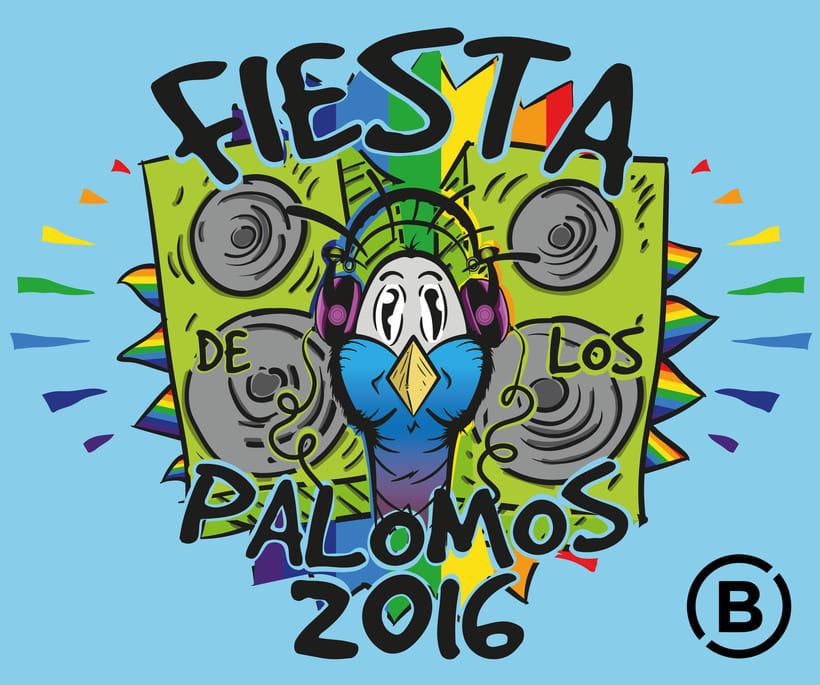 Fiesta de los Palomos 2016 2