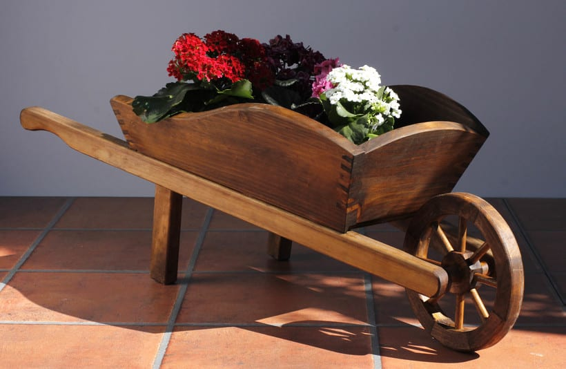 carro de jardineria 0