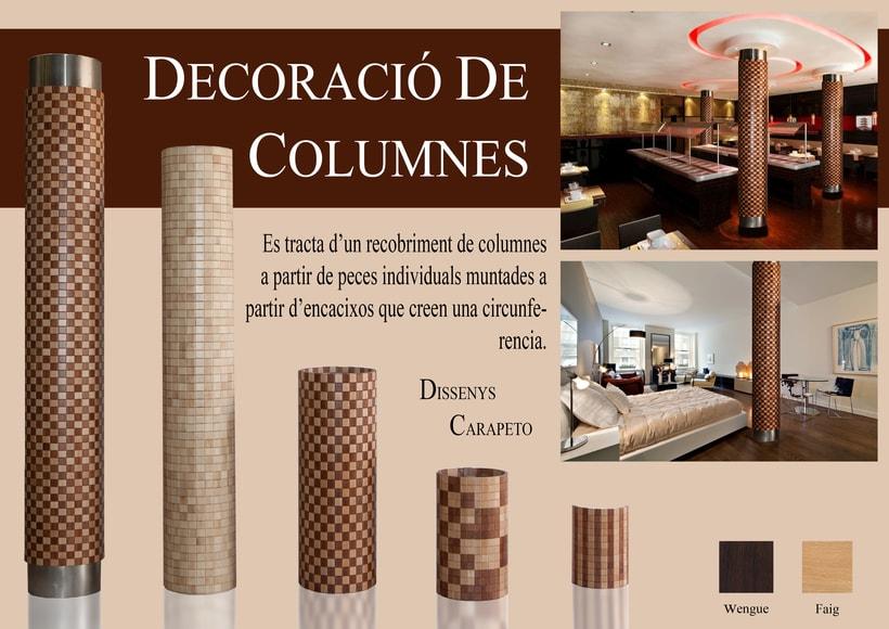 columna decoración 0