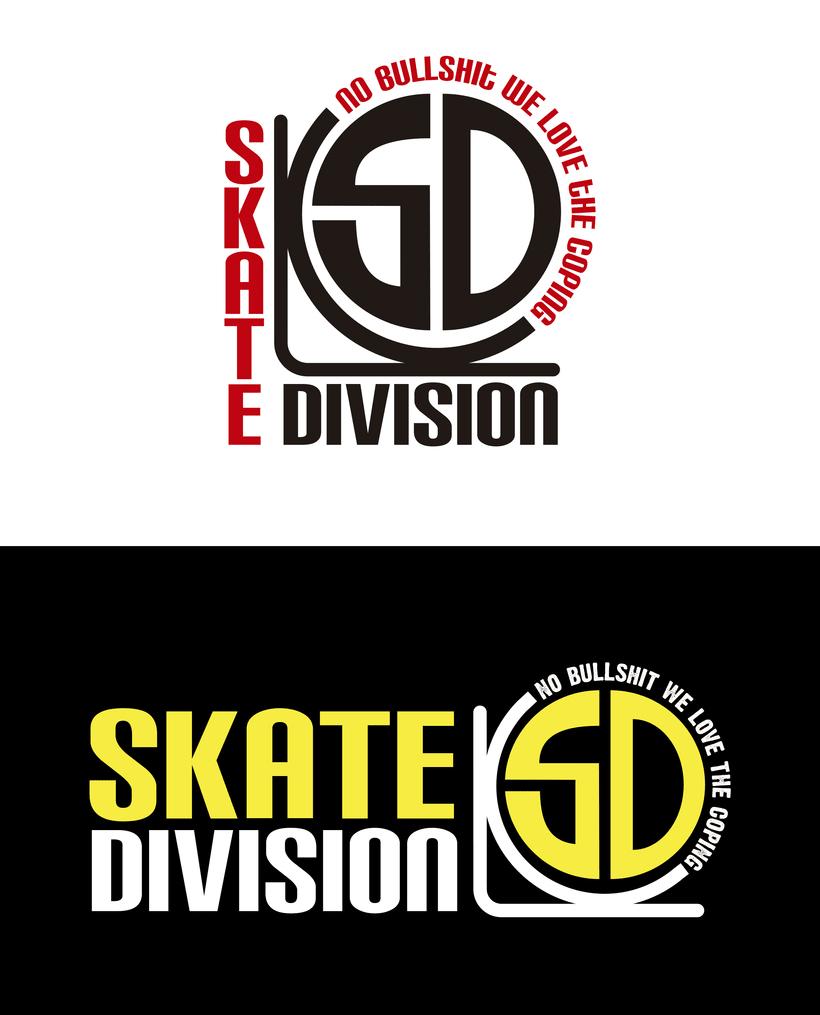 Skate Division Logo, Skates products 0