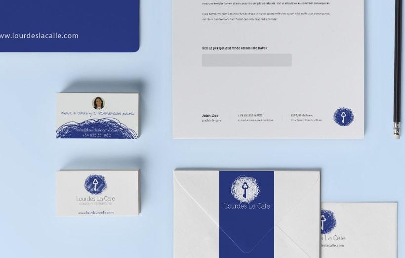 Branding- Lourdes La Calle 2