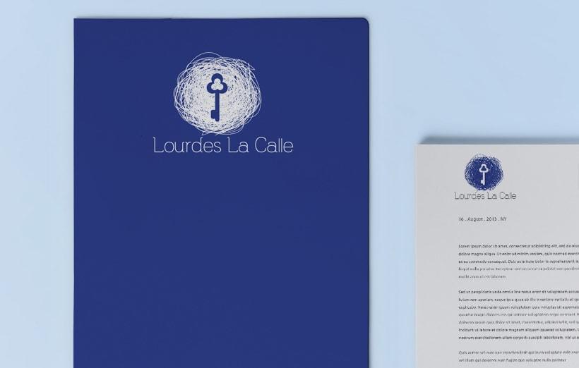 Branding- Lourdes La Calle 3