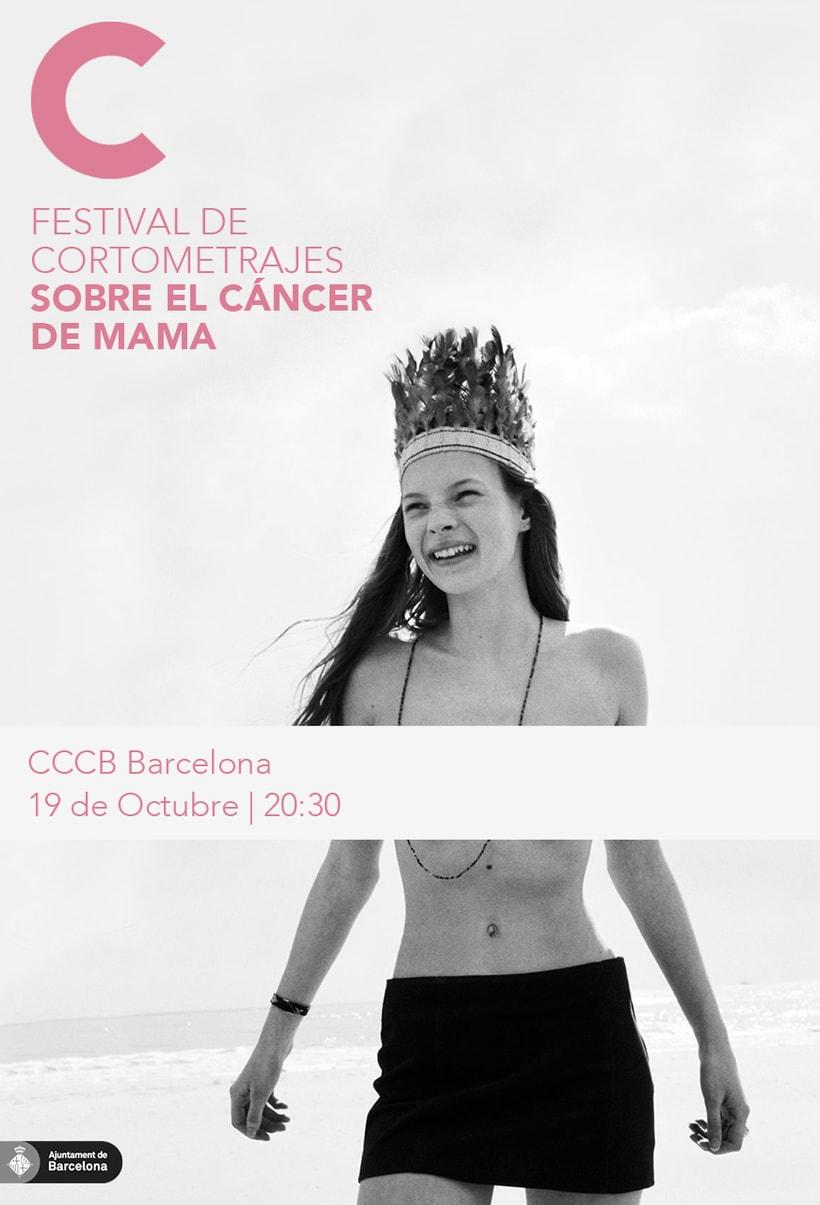 Festival de Cortometrajes sobre el Cáncer de Mama 0