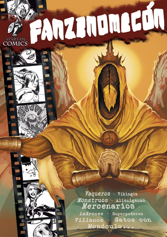 Spartan Comics 1