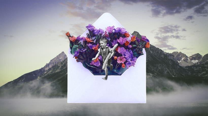 Collage: Poesía visual 8