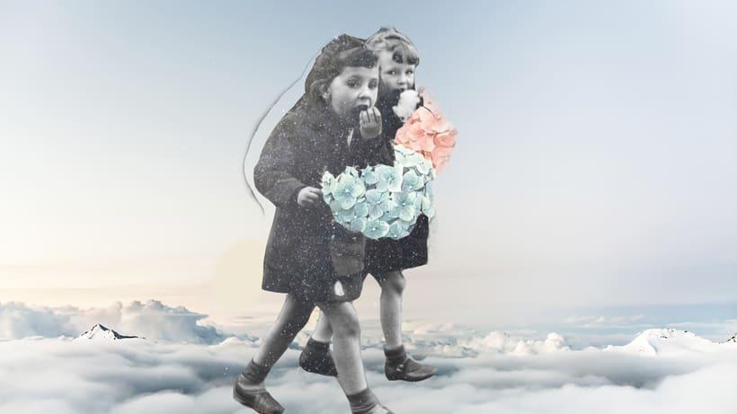 Collage: Poesía visual 9