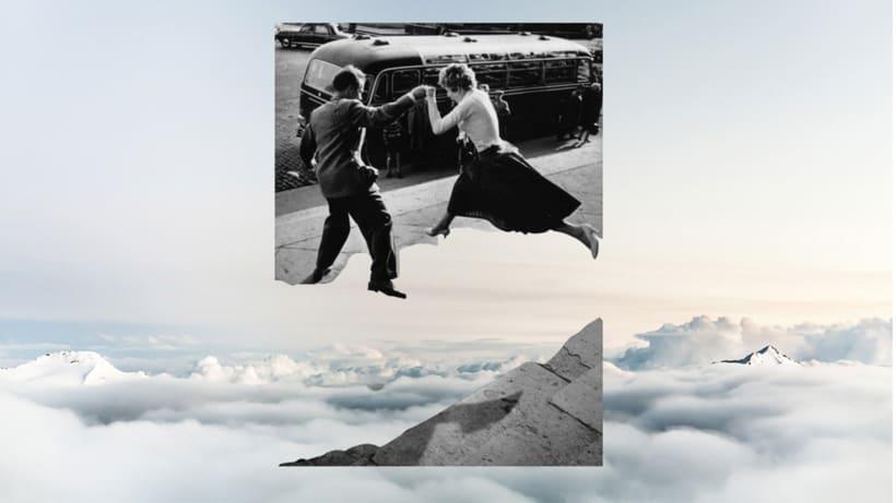 Collage: Poesía visual 10