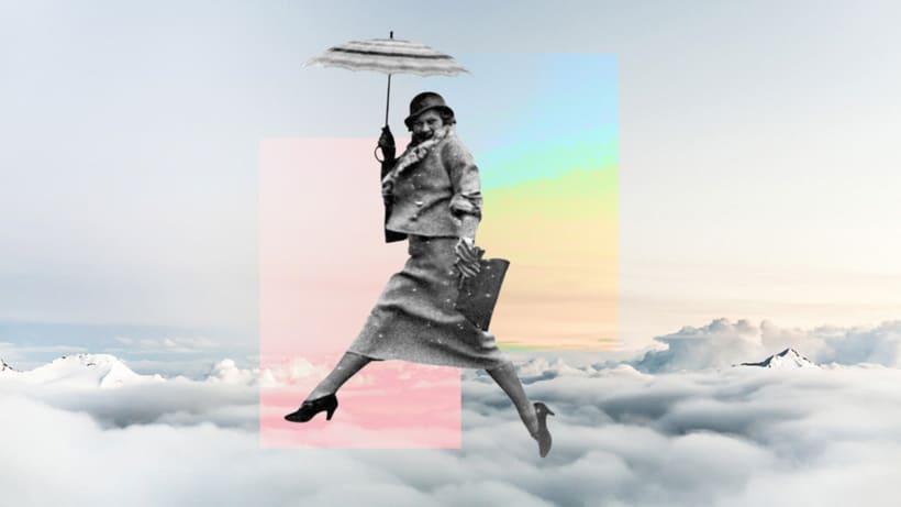 Collage: Poesía visual 13