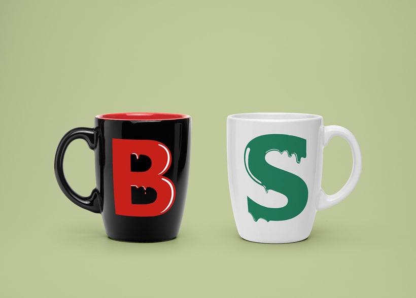 Tipografía: Tipografía re-diseñada. 5