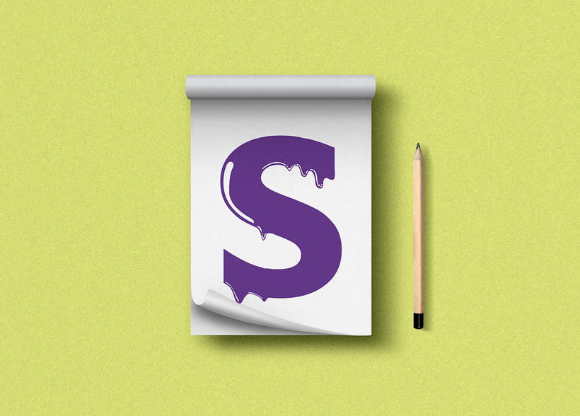 Tipografía: Tipografía re-diseñada. 17