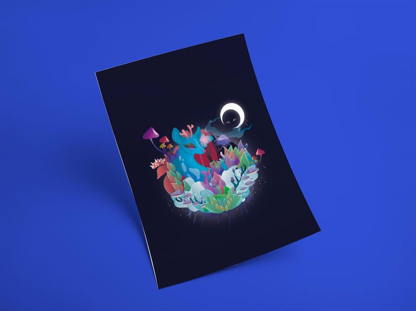 Proyecto: dedicado a la ilustradora Zutto. 2