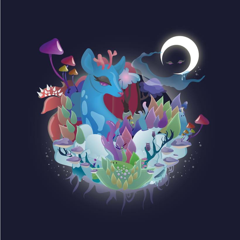 Proyecto: dedicado a la ilustradora Zutto. 4
