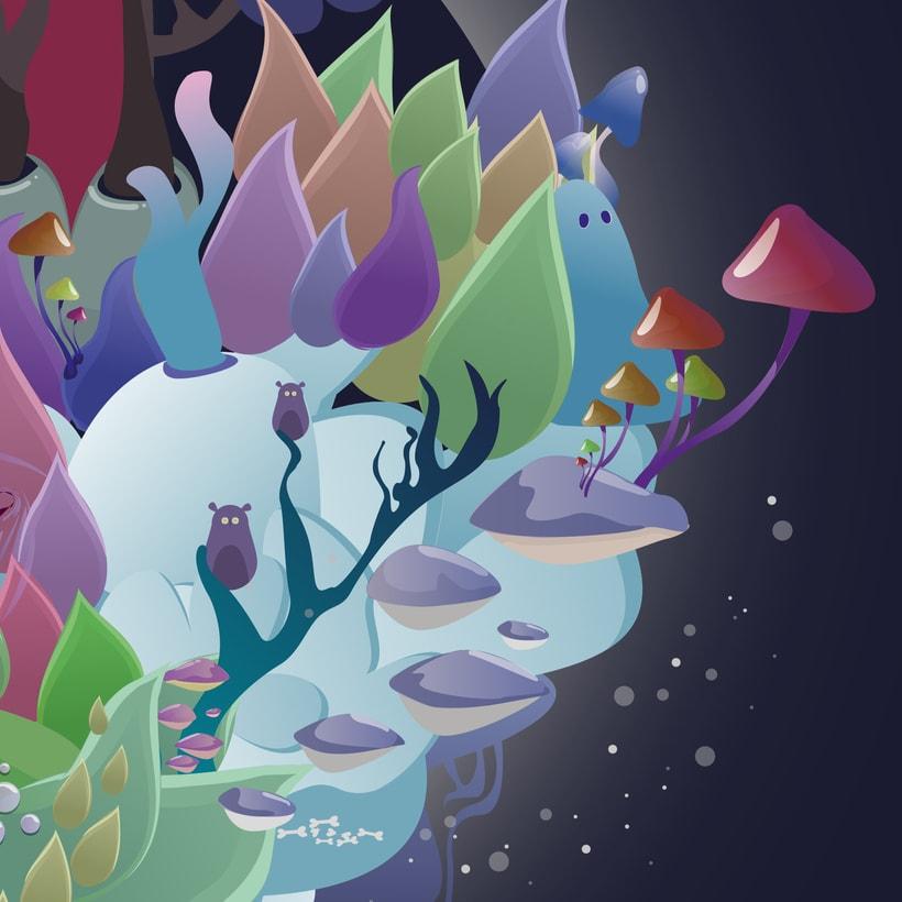 Proyecto: dedicado a la ilustradora Zutto. 9
