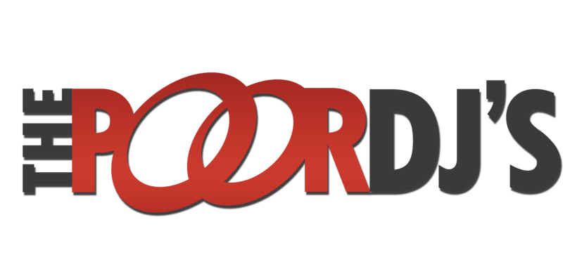 Logotipo para grupo musical The Poor Dj's -1