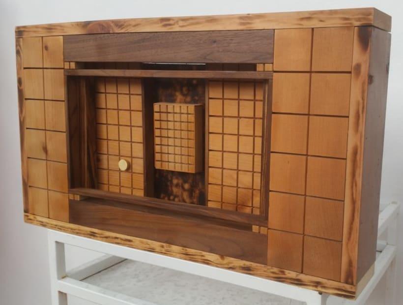 Dimensional Box 6
