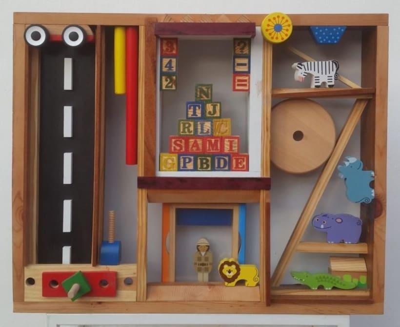 Dimensional Box 7