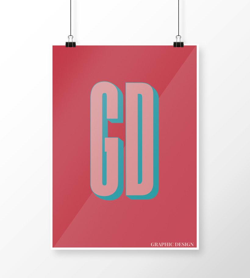 Graphic Studio Poster serie 1 1