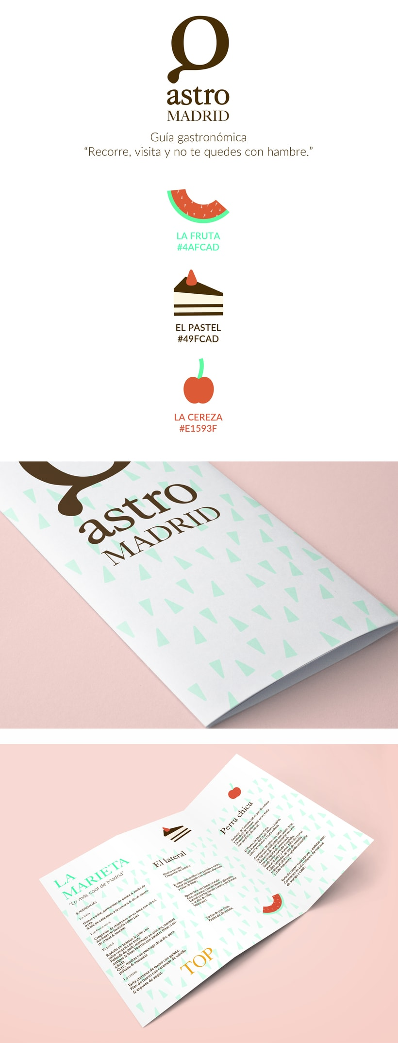 Astro dise o gr fico y editorial domestika for Diseno grafico editorial