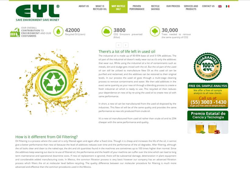 Sitio Web EYL 1