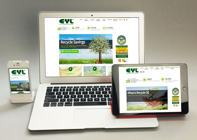 Sitio Web EYL 0