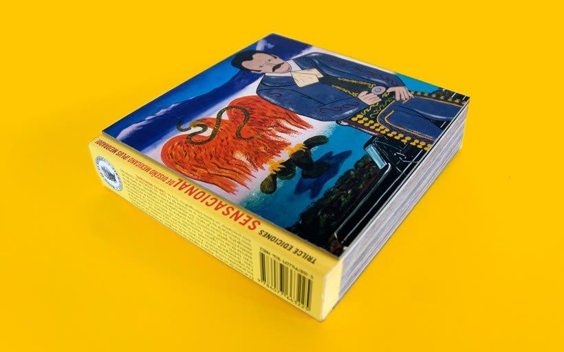 Sensacional de Diseño Mexicano, una serie que celebra el arte gráfico nacional 7