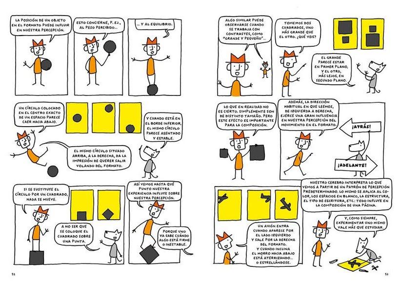 Sr. Tipo, una novela tipográfica en cómic 3