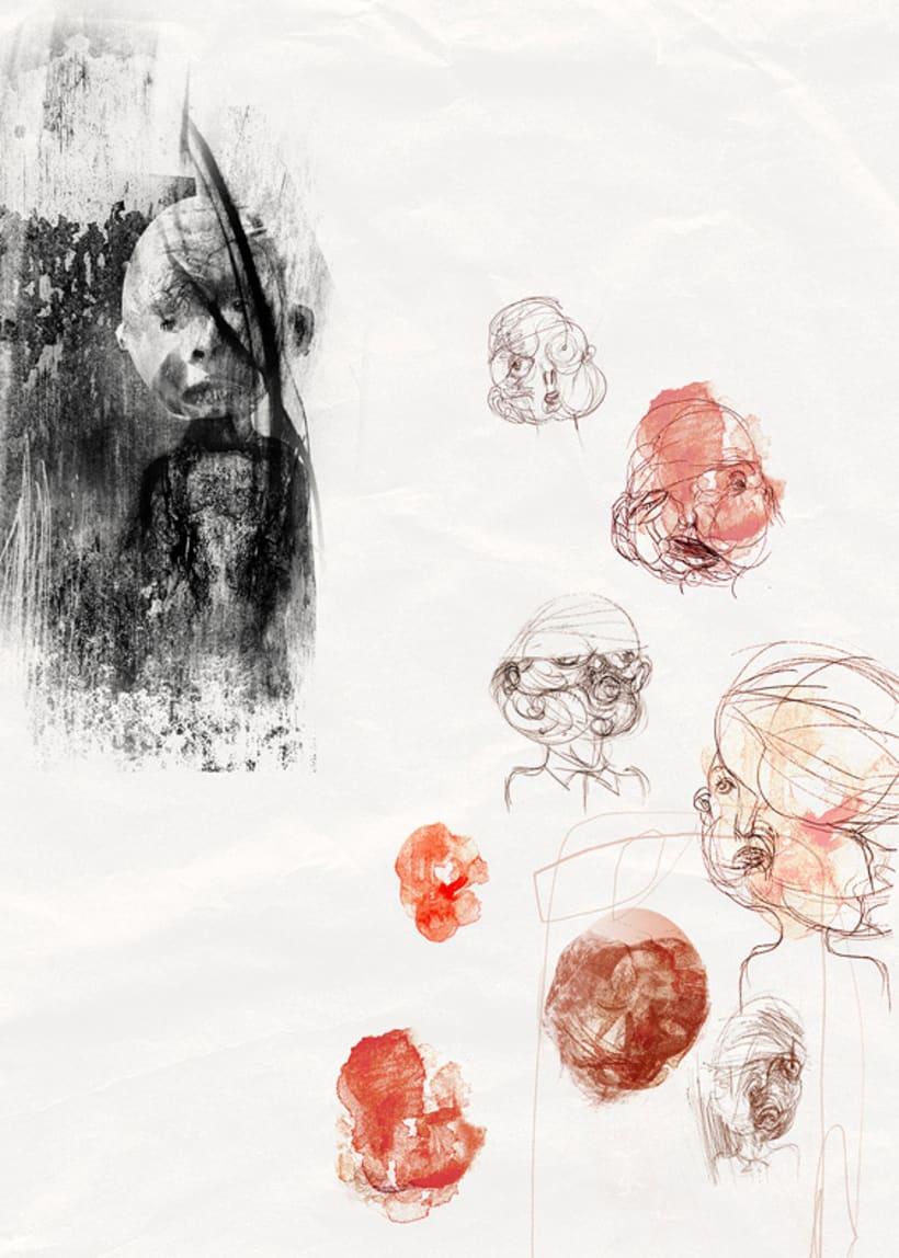 """Arte conceptual para """"El Orfanato"""" (2007), de J. A. Bayona -1"""