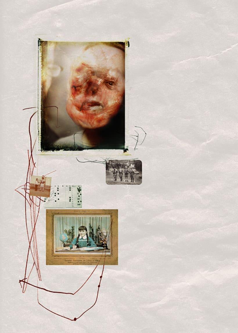 """Arte conceptual para """"El Orfanato"""" (2007), de J. A. Bayona 0"""