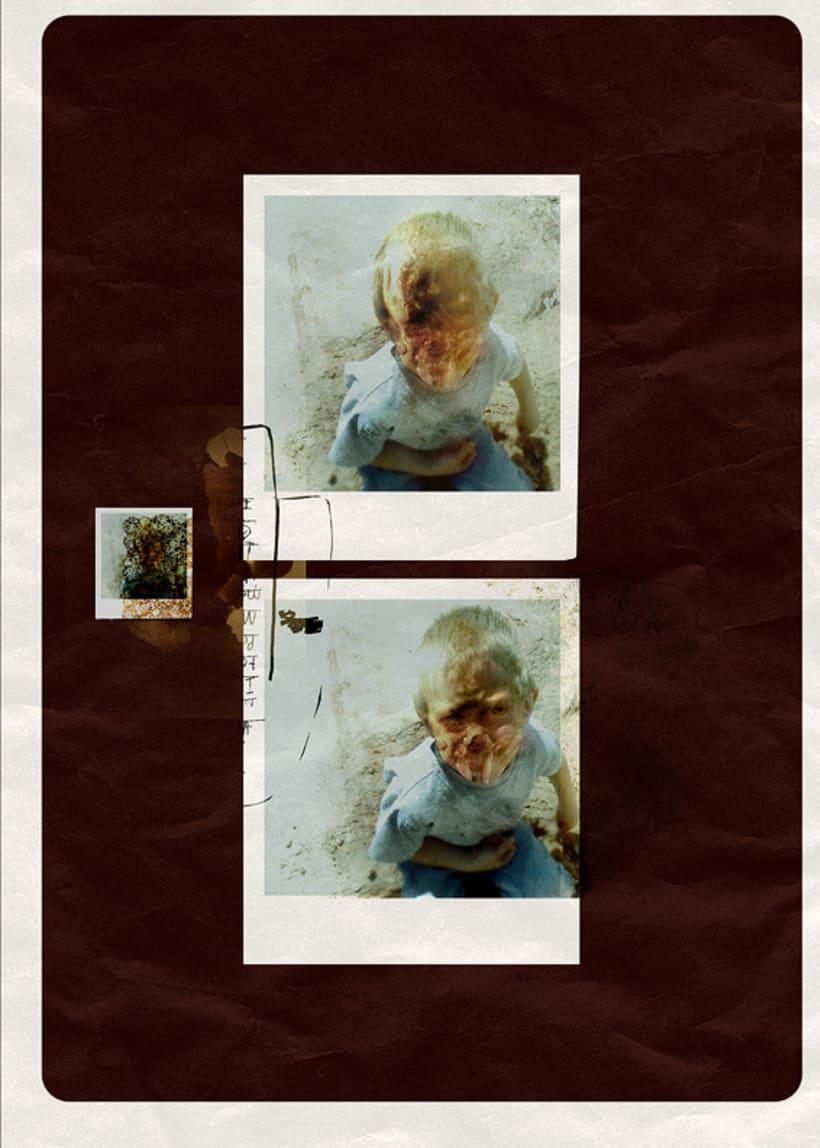 """Arte conceptual para """"El Orfanato"""" (2007), de J. A. Bayona 1"""