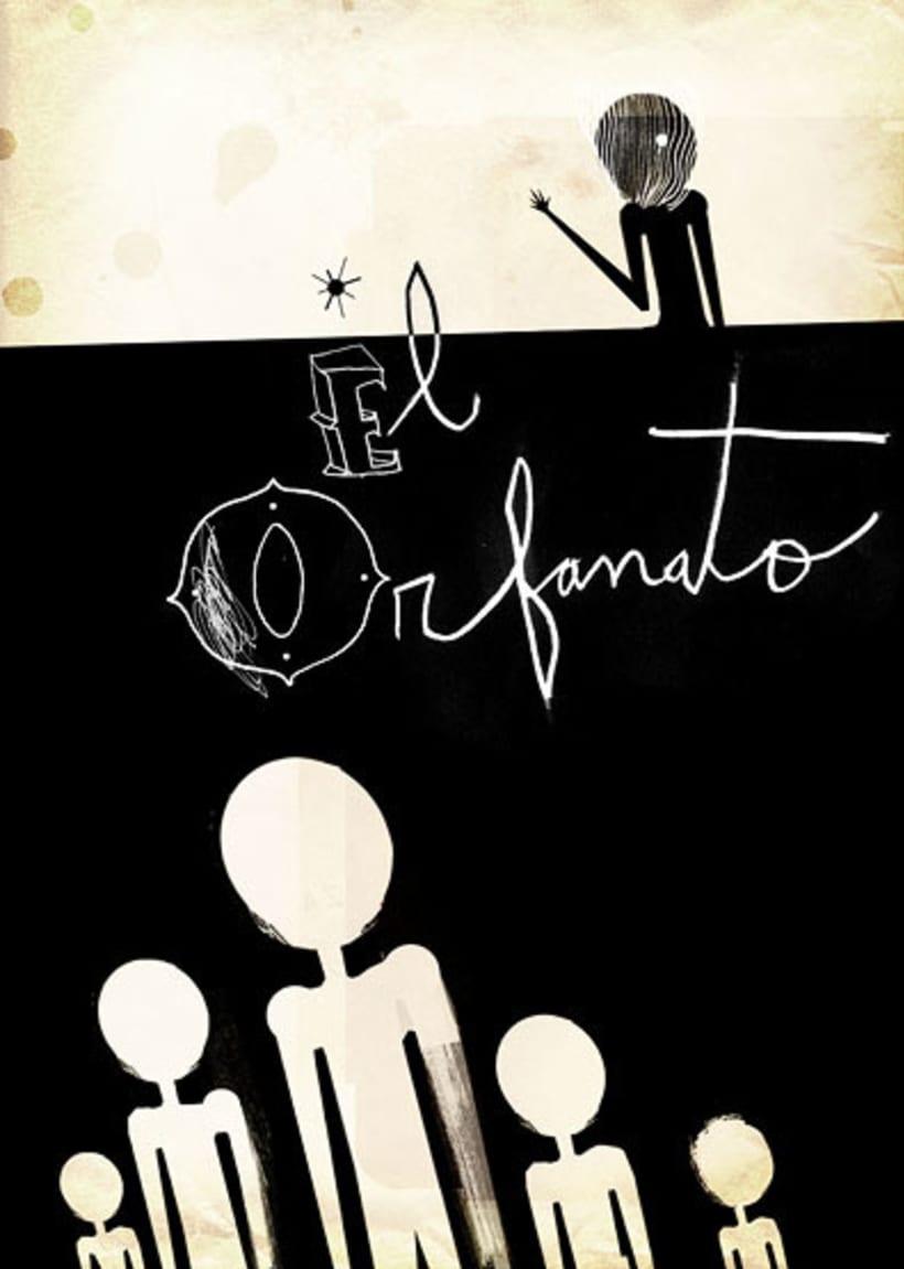 """Arte conceptual para """"El Orfanato"""" (2007), de J. A. Bayona 5"""