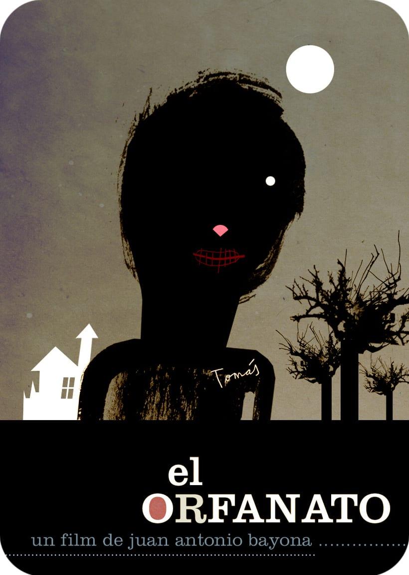"""Arte conceptual para """"El Orfanato"""" (2007), de J. A. Bayona 7"""