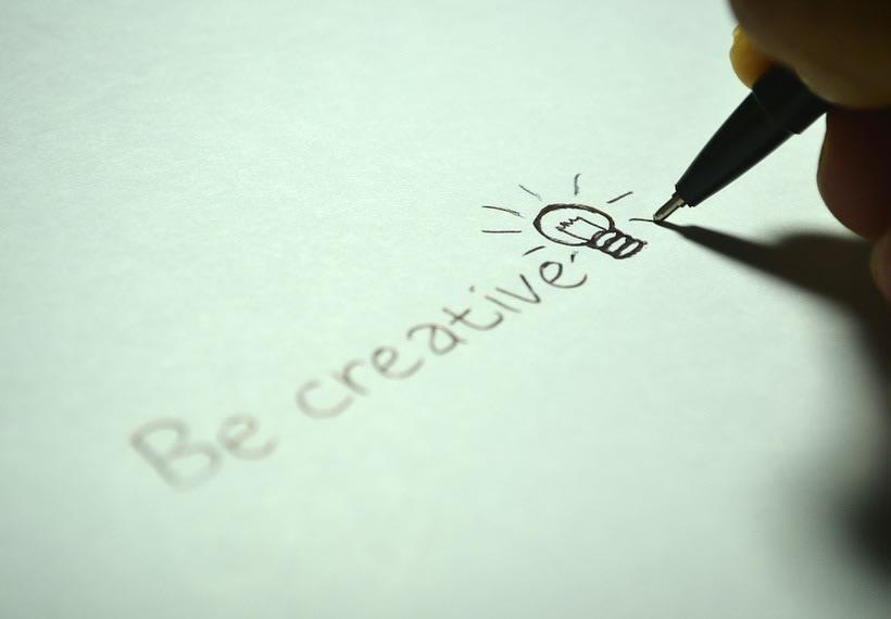 La creatividad de una diseñadora gráfica 0